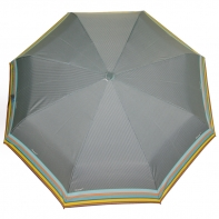 Automatyczna szara parasolka damska marki Parasol
