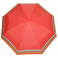Automatyczna pomarańczowa parasolka damska marki Parasol