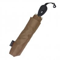 Automatyczna brązowa parasolka marki Parasol