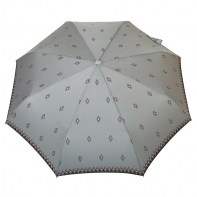 Automatyczna parasolka damska marki Parasol, romby