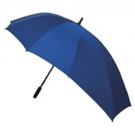 Duża parasolka wydłużona z jednego boku, niebieska