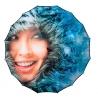 Automatyczna parasolka damska LADY