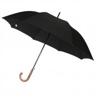 Ekskluzywny parasol męski Pierre Cardin z drewnianą rączką