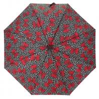 Automatyczna parasolka damska Tiros, w kokardki