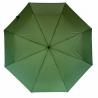 Bardzo mocna automatyczna parasolka Doppler, zielona