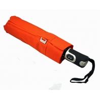 Bardzo mocna automatyczna parasolka Doppler, pomarańczowa