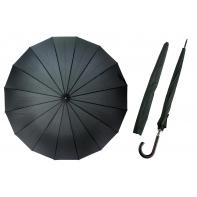 Automatyczny parasol męski Tiros, 16 brytów, 100 cm