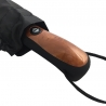 Składany, mocny parasol męski o dużej czaszy 120 cm