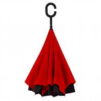 """Holenderski parasol odwrócony """"Revers"""", czerwony"""