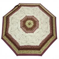 Automatyczna parasolka damska Tiros, ornamenty