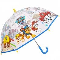 Dziecięca głęboka parasolka Psi Patrol