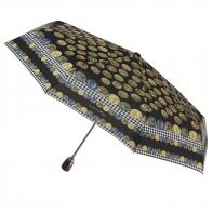 Elegancka parasolka z cyrkonią z motywem monet