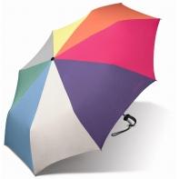 Mocna automatyczna parasolka Esprit, zielona