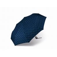 cfd47f02f4bf2 Ekskluzywna automatyczna parasolka Pierre Cardin, granatowa