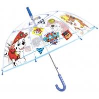 Automatyczna przezroczysta parasolka dziecięca, Psi Patrol