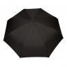 Czarna automatyczna parasolka męska marki Parasol z wygodną rączką
