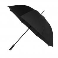 Bardzo duży parasol męski, lekki, czarny