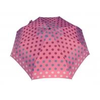 Automatyczna parasolka damska marki Parasol, wzorzysta