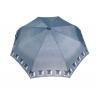 """Automatyczna parasolka damska marki Parasol, szara """"pieprz i sól"""""""