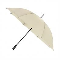 Bardzo duży parasol damski, lekki, biały