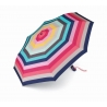 Mocna automatyczna parasolka Esprit, różowa