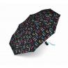 Mocna automatyczna parasolka Esprit, w kolorowe paski