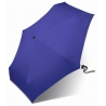 Mocna automatyczna mini parasolka Esprit, błękitna