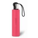 Mocna automatyczna mini parasolka Esprit, różowa