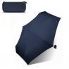 Lekka i super mała parasolka w praktyczny etui, granatowa