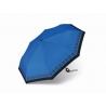 Automatyczna mocna parasolka Pierre Cardin, niebieska