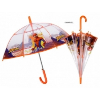 Dziecięca głęboka parasolka Spider Man