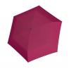 Bardzo lekka wytrzymała płaska parasolka Doppler, fuksja