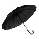 Duży, automatyczny POLSKI parasol męski Kulik XL - 16 brytów