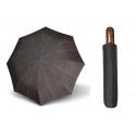 Bardzo mocna automatyczna parasolka męska Doppler, 125 cm, w paski
