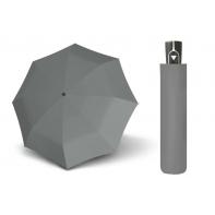Automatyczna MOCNA parasolka damska Doppler, SZARA