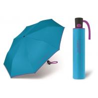 Automatyczna parasolka Benetton, niebiesko-fioletowa