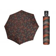 Wytrzymała AUTOMATYCZNA parasolka Doppler, KOLOROWE FALE
