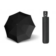 Mocna AUTOMATYCZNA męska parasolka Doppler, CZARNA