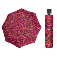 Mocna AUTOMATYCZNA damska parasolka Doppler, fioletowa ekspresja
