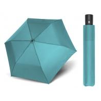 Automatyczna ULTRA LEKKA parasolka damska Doppler, błękitna