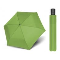 Automatyczna ULTRA LEKKA parasolka damska Doppler, limonkowa