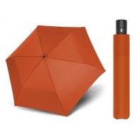 Automatyczna ULTRA LEKKA parasolka damska Doppler, pomarańczowa