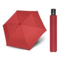 Automatyczna ULTRA LEKKA parasolka damska Doppler, czerwona