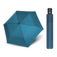 Automatyczna ULTRA LEKKA parasolka damska Doppler, niebieska
