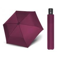Automatyczna ULTRA LEKKA parasolka damska Doppler, bordowa