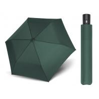 Automatyczna ULTRA LEKKA parasolka damska Doppler, butelkowa zieleń