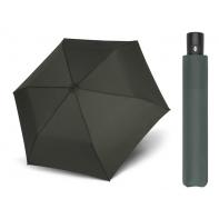 Automatyczna ULTRA LEKKA parasolka damska Doppler, zieleń khaki