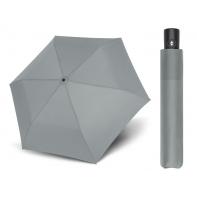 Automatyczna ULTRA LEKKA parasolka damska Doppler, szara