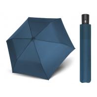 Automatyczna ULTRA LEKKA parasolka damska Doppler, ciemnoniebieska