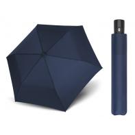 Automatyczna ULTRA LEKKA parasolka damska Doppler, granatowa